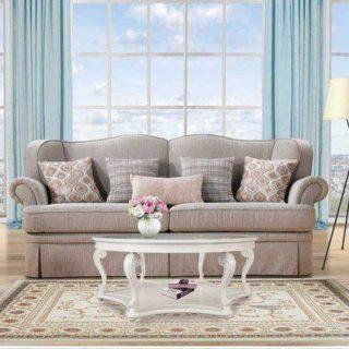 Мягкая мебель «Сакраменто» (Sacramento) ткань светло-кофейный