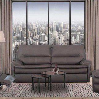 Мягкая мебель «Свифт» (Swift) ткань коричневый