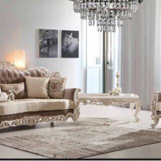 Набор мягкой мебели Император в стиле барокко