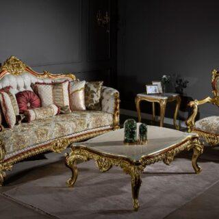 Набор мягкой турецкой мебели Кровн (CROWN)