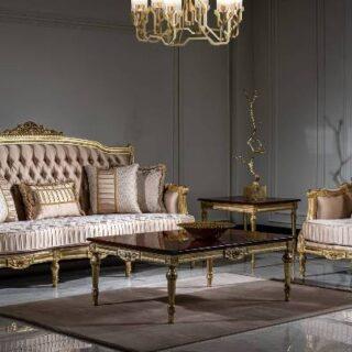 Золотая мягкая мебель Палацо, FER