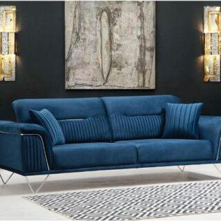Велюровый диван Анка в стиле модерн