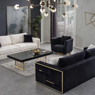 Комплект мягкой мебели в стиле модерн Ибица